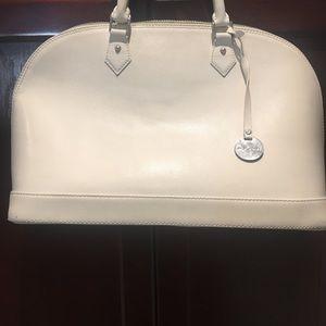 Pulicati italy cream handbag
